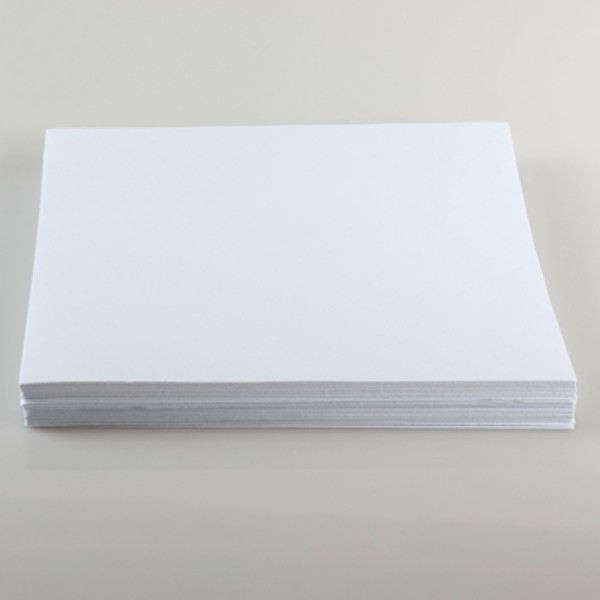 White Paper Placemats