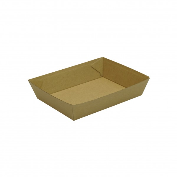 Kraft Corrugated Board Kraft Corrugated Tray 3