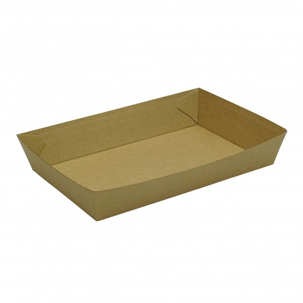 Kraft Corrugated Board Kraft Corrugated Tray