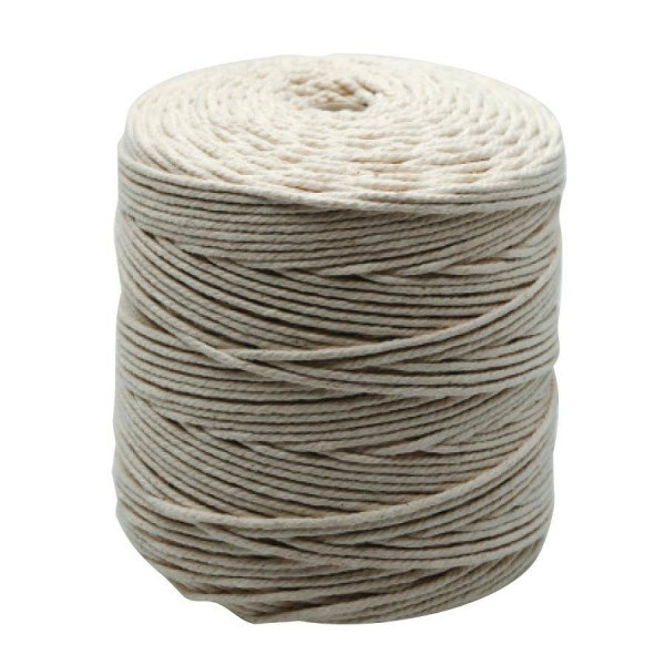 White Cotton Twine