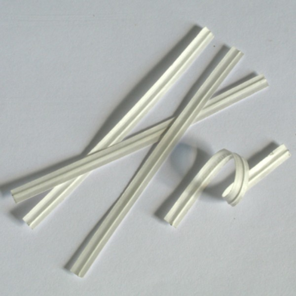 White Paper Twist Ties