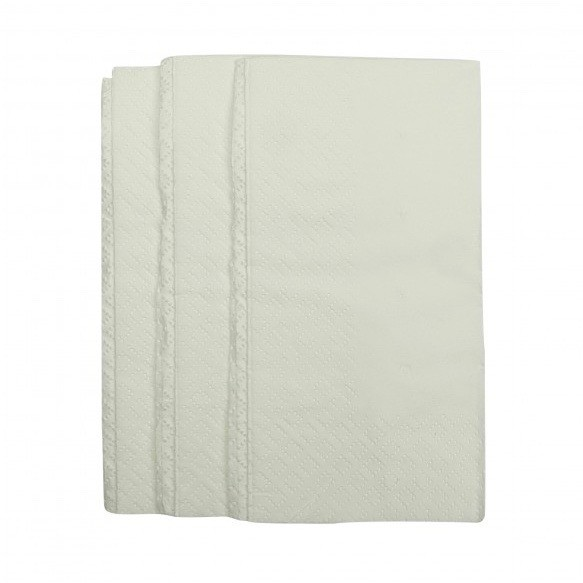 White Dispenser Napkins