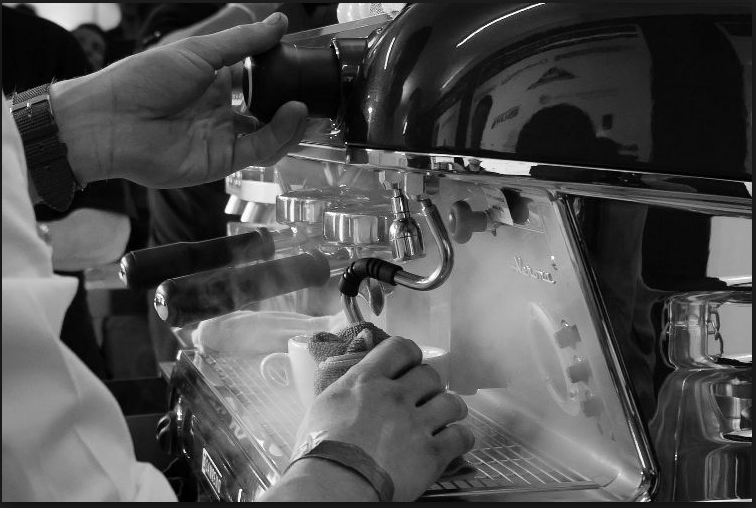 how to use a commercial espresso machines