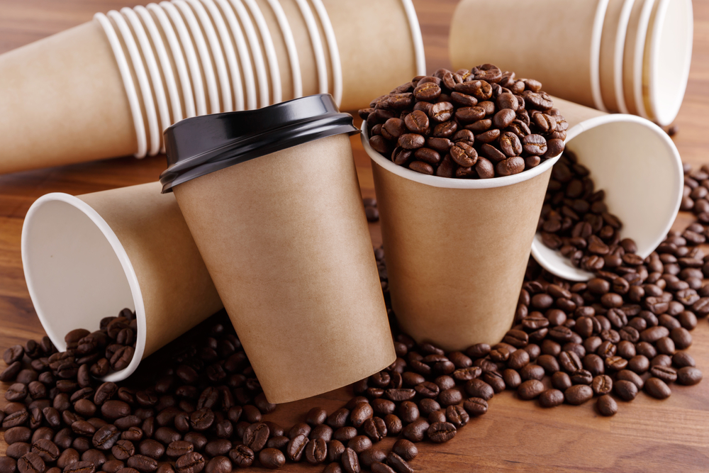 Types of Disposable Coffee Cups for your Café - Wholesale